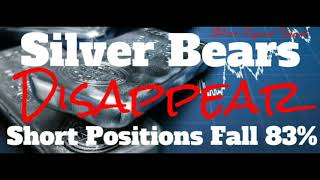 Economic Collapse News - Silver and Gold Bears Are Gone Precious Metals Short Positions Fall 83%