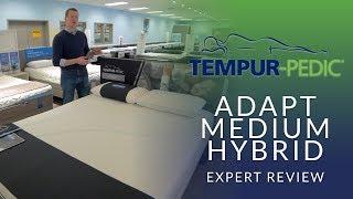 Tempurpedic Adapt Medium Hybrid Mattress Expert Review
