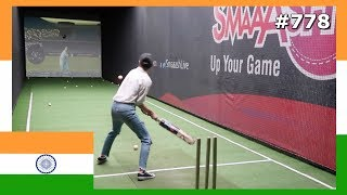 FOREIGNER PLAYING CRICKET INDIA DAY 778 | TRAVEL VLOG IV