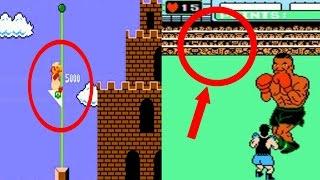 10 اسرار خفيه بألعاب الفيديو استغرق اكتشافها سنوات طويله | ماذا كان بعقل مصمميها ؟؟؟؟