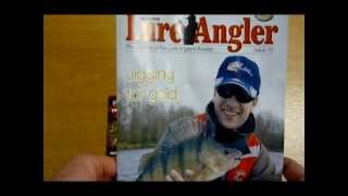Lure Angler Magazine Overview
