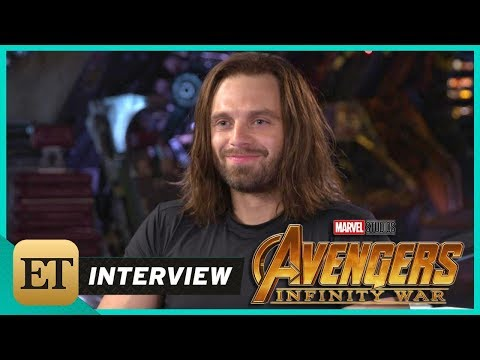 Xxx Mp4 Avengers Infinity War Sebastian Stan FULL INTERVIEW 3gp Sex