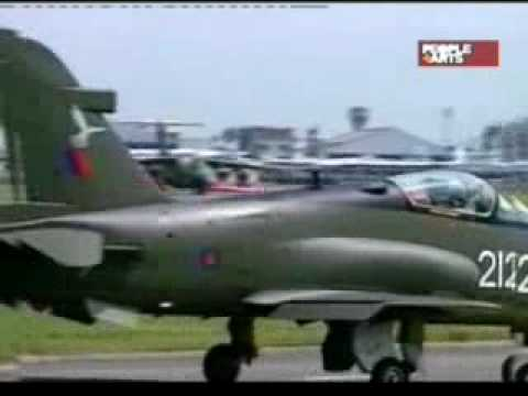 Impresionante accidente de avion de combate asombrososvideos amazing videos
