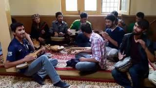 Bulbulik Music School at Gojal, Pakistan