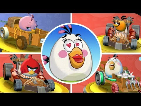 Xxx Mp4 Angry Birds Go Chap 4 All Car Max Upgrade Part 4 Mobile Games 3gp Sex