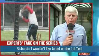 Ind-End Test: Experts predict close series