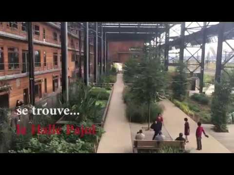 Xxx Mp4 La Halle Pajol Un Havre De Paix En Plein Paris 3gp Sex