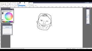 Justin Draws - Rick Grimes (The Walking Dead)