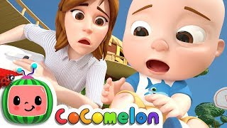 The Boo Boo Song | CoCoMelon Nursery Rhymes & Kids Songs