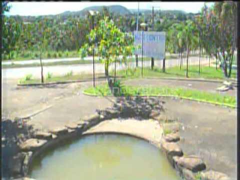 Parque da região sul de Palmas foi abandonado.BD-TO.27/06/2014