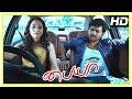 Paiya Tamil Movie Scenes   Tamanna helps Karthi with the car   Tamanna   Karthi   Lingusamy