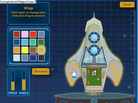 Poptropica Full Astro Knights Walthrough Part 2 4