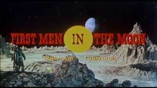 First Men in the Moon (1963) Trailer
