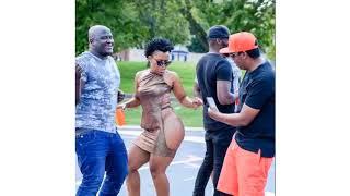 Zodwa Wabantu on a new music video ft Oskido