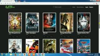 How to download Hd and 3D movies for free 720P & 1080P(Simple way to download with Subtitles)