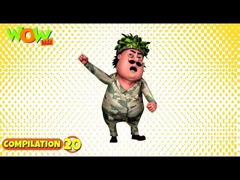 Xxx Mp4 Motu Patlu Non Stop 3 Episodes 3D Animation For Kids 20 3gp Sex