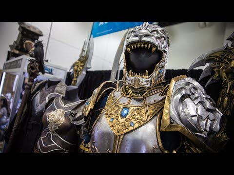 Xxx Mp4 Ghost In The Shell And Warcraft Props From Weta Workshop 3gp Sex