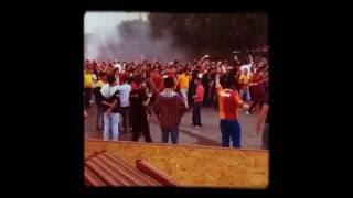 Galatasaray - Fenerbahçe Ziraat Türkiye Kupası Maçı Öncesi Kortej Yürüyüşleri