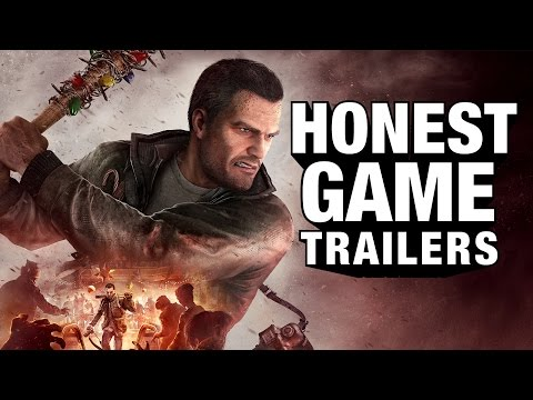 DEAD RISING 4 Honest Game Trailers
