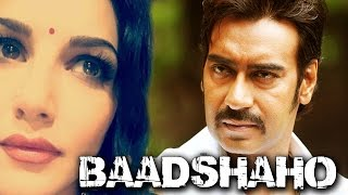 Sunny Leone's FIRST LOOK From Ajay Devgn's Baadshaho