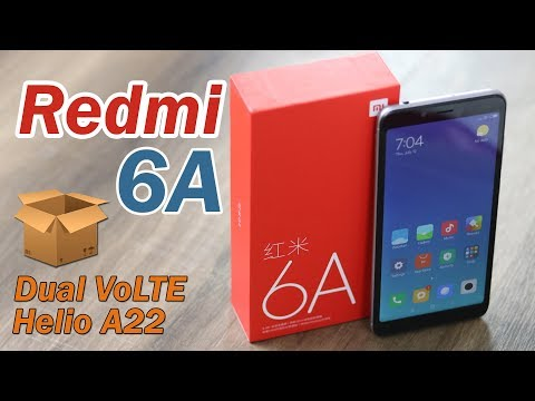 Xxx Mp4 Xiaomi Redmi 6A Unboxing Features Specifications And Price Hindi 3gp Sex