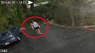 5 Mysterious Last Seen CCTV Camera Footage Of People Who Mysteriously Vanished