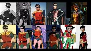 Robin - Evolution in Cinema & TV (1943-2018)
