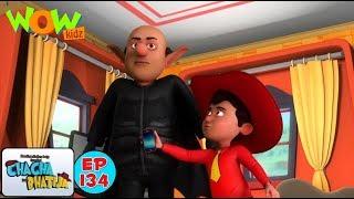Bat Chacha - Chacha Bhatija - 3D Animation Cartoon for Kids - As seen on Hungama