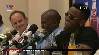 """Live :  #Uzinduzi wa Chupa mpya ya Pepsi """"MKUBWA WAO"""" na Diamond Platnumz"""