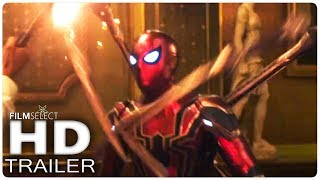 SPIDER MAN FAR FROM HOME Trailer 2 (2019)