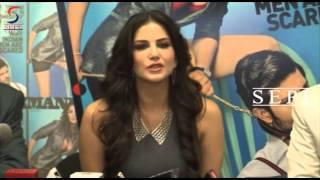 Sunny Leone Tells Her Story @ Mandate Magazine Cover
