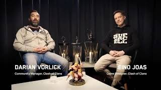 Clash of Clans - Town Hall 12 Dev Update Interview with Designer, Eino Joas