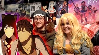 RWBY VOLUME 4: CHP 8 Reaction - A Series of Unfortunate Events