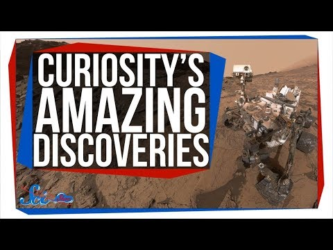 The Curiosity Rover s Most Amazing Discoveries