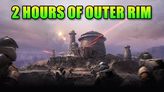 Star Wars Battlefront Outer Rim Exclusive First Look - 2 Hours Of Gameplay