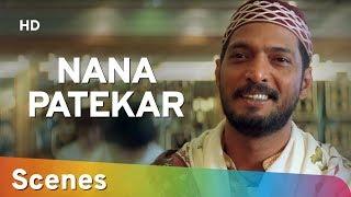 Nana Patekar Scenes from Ghulam-E-Mustafa [1997]  Raveena Tandon