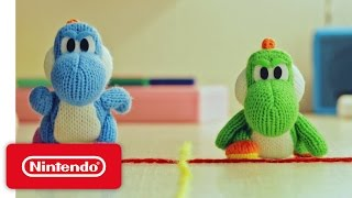 Poochy & Yoshi's Woolly World – On your mark… Get set…