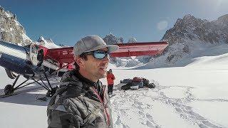 GoPro: Chris Davenport and an Alaskan Mountain Ski Adventure