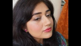 Budget Beauty : Fresh Pink Everyday Makeup Tutorial | corallista