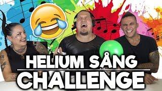 Helium Sång Challenge  Ft. Tarzan
