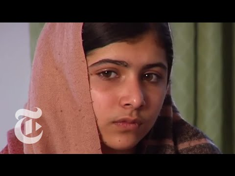 Class Dismissed in Swat Valley Malala Yousafzai News The New York Times