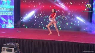 Performance of KumKum Kumari   at Mega2 Audition of YES I AM Reality Show