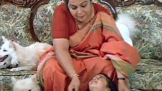 Little Soldiers Movie Scenes | Rohini takes care of Baladitya & Baby Kavya | Heera