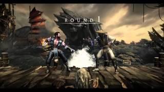 Mortal Kombat X ass whooping