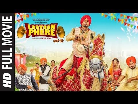 Laavaan Phere Full Movie Roshan Prince Rubina Bajwa Latest Punjabi Movie