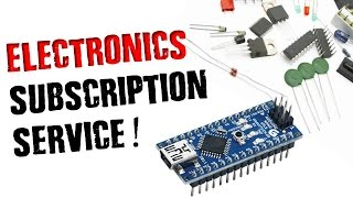 NEW Electronics Projects Delivered- EVERY MONTH!