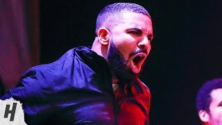 """Drake """"The Dynasty Is Over"""" after Raptors Win Championship"""