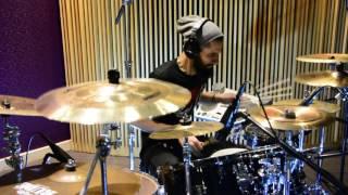 Brandon Torres-Cattle Decapitation-Clandestine Ways (krokodil Rot)-Drum Cover