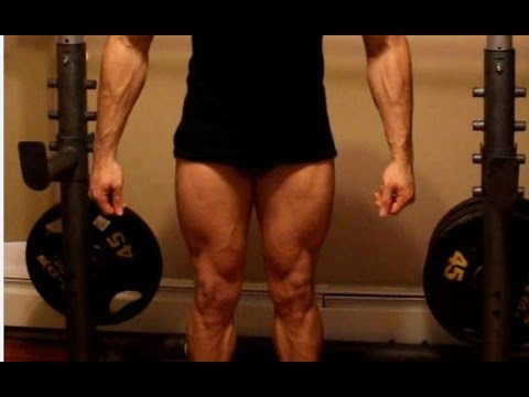 Building bigger quads hams and glutes workout #2