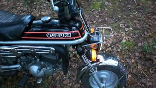 Suzuki EPO PV50 vm. 1979 - Esittely (HD)